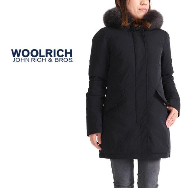 Woolrich ウールリッチ ファー付き ラグジュアリー アークティックパーカー FOX ダウンジャケット WWCPS2635