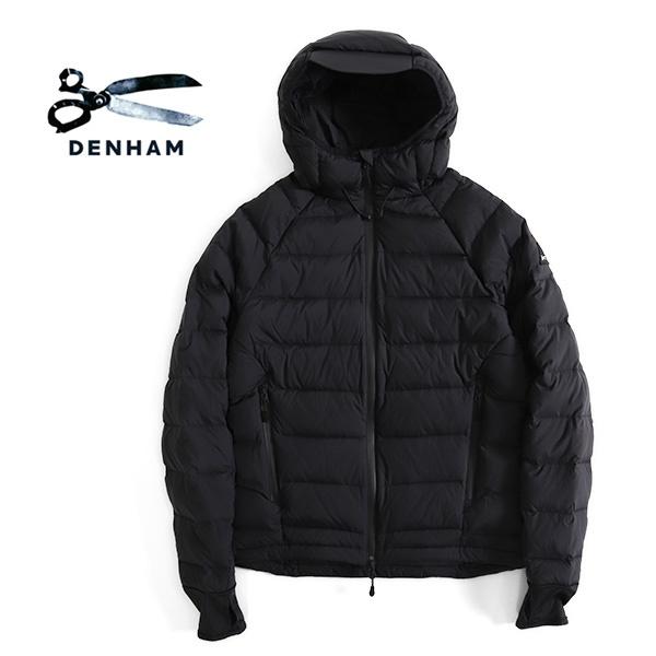 DENHAM デンハム フード付き ライトダウンジャケット CHROMIUM JACKET SMN インナーダウンジャケット (メンズ)