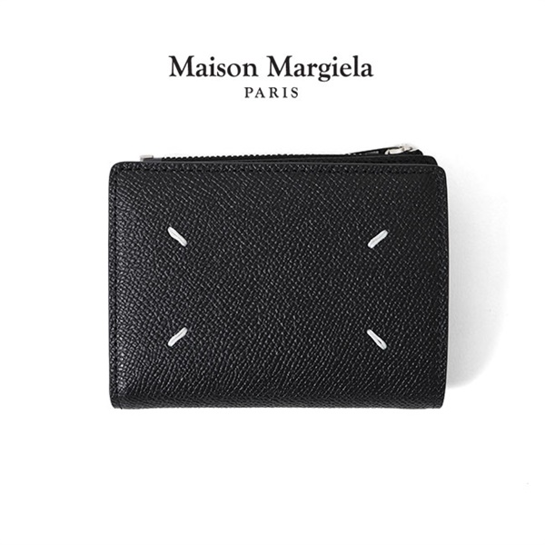Maison Margiela メゾンマルジェラ レザー 3つ折り 財布 S55UI0274 P0399