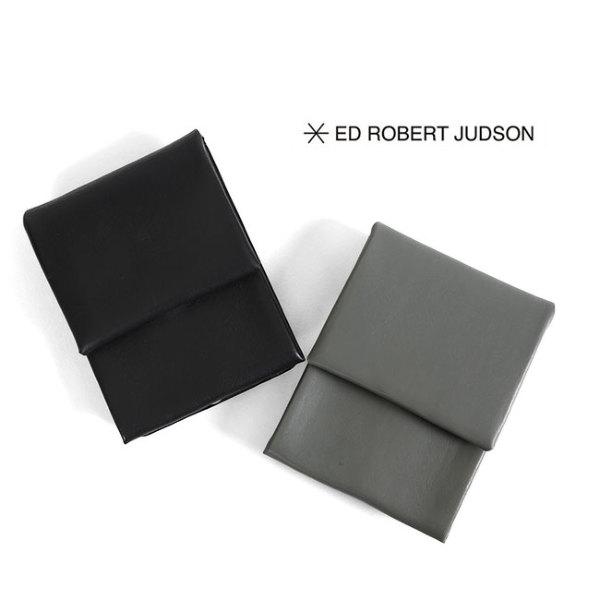 ED ROBERT JUDSON エドロバートジャドソン レザー マネークリップ式 ミニウォレット HUGHES B01FCO-08