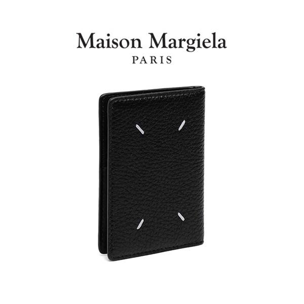 Maison Margiela メゾンマルジェラ レザー カードケース S55UI0203