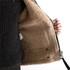 ナイジェルケーボン Nigel Cabourn シープスキン ムートンジャケット フード オーセンティック 80351190000 (メンズ)