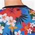 ami アミアレクサンドルマテュッシ トロピカル 花柄Tシャツ (メンズ)