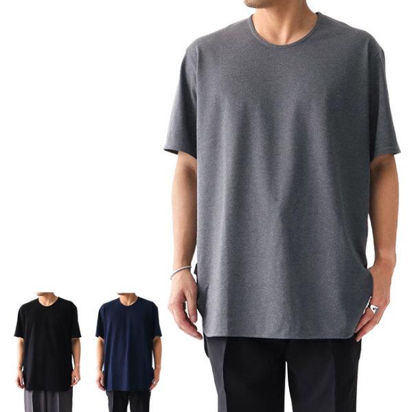 RAINMAKER レインメーカー ピケ ロングテイル Tシャツ RM191-034