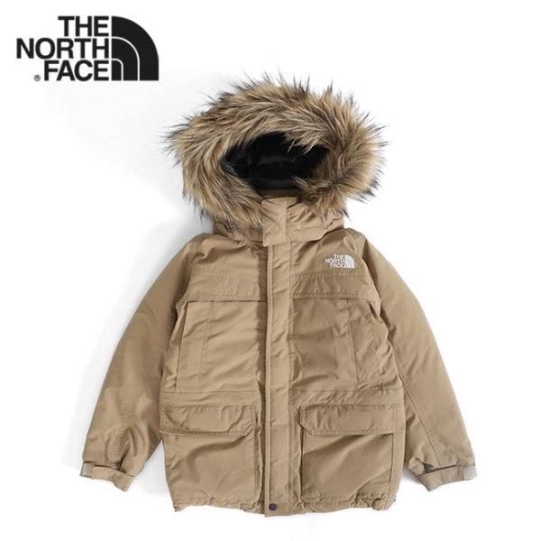 THE NORTH FACE ザ ノースフェイス ファー付き マクマードパーカ ダウンジャケット NDJ9186