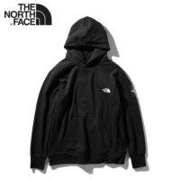 THE NOETH FACE ザ ノーフェイス スクエアロゴ フーディー スウェットパーカー NT11953
