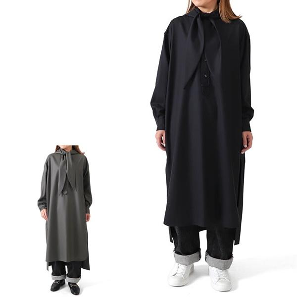 Scye サイ シャツドレス ワンピース 1220-03083
