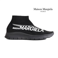 Maison Margiela メゾンマルジェラ ダーティ トリートメント ロー トップ ソック ランナーズ ニット ソックスニーカー シューズ