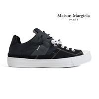 Maison Margiela メゾンマルジェラ スプライスド ロートップ スニーカー シューズ スリッポン