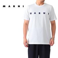 MARNI マルニ ロゴTシャツ HUMU0170P0 S22763