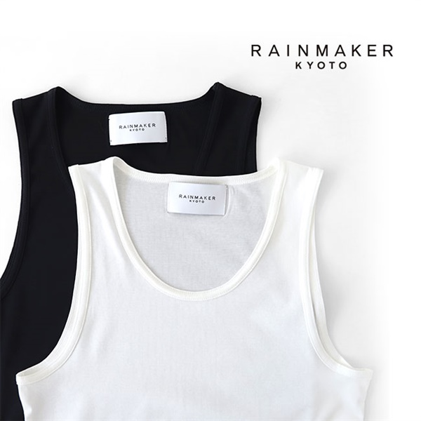 RAINMAKER レインメーカー タンクトップ RM192-013 ノースリーブ カットソー 下着 (メンズ)