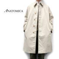 【予約商品】<br>ANATOMICA アナトミカ シングルラグランコート 530-552-01