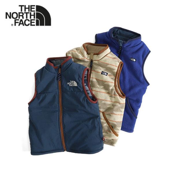 THE NORTH FACE ザ ノースフェイス リバーシブル バスクベスト NYJ81813